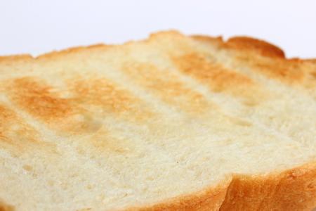 Baked plain bread