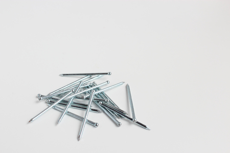 A lot of nails Stock Photo
