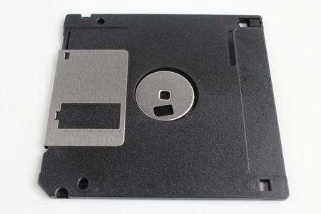 One floppy disk Stock Photo