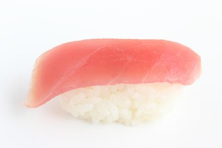 Lean fish sushi Stock Photo