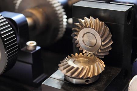 Metal gear parts