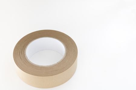 Kraft tape alone