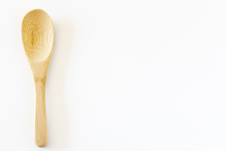 spoon made of wood