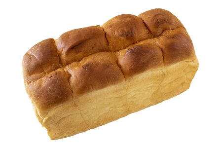A loaf of bread before cutting