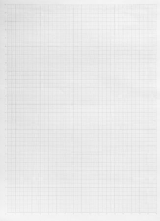 Black and white graph paper background material