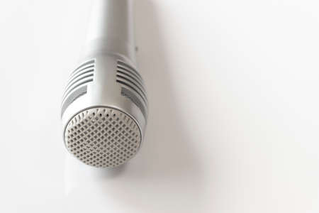 Photo of toy stage microphone
