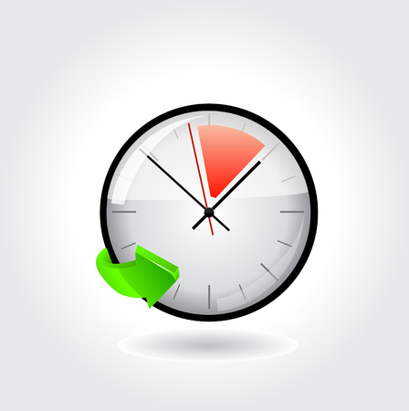 Fast delivery icon. Vector