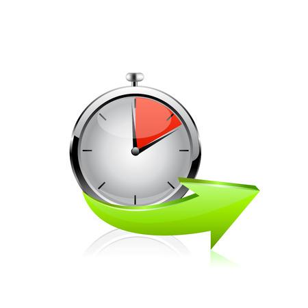 intermission: Fast delivery icon.