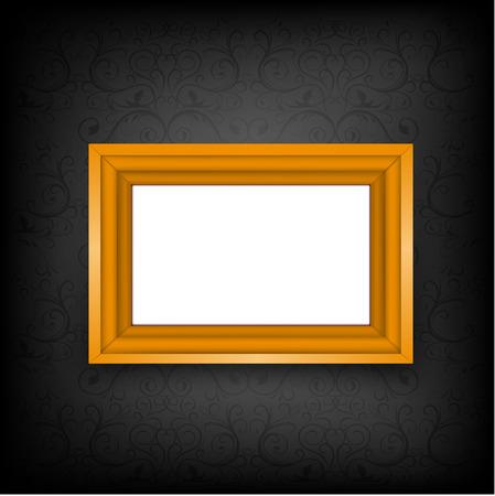 ornamentations: Frame. Vector