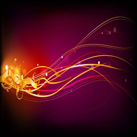 abstract background vector Ilustração