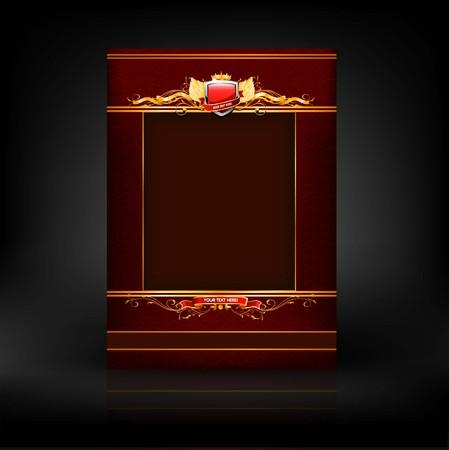 abstarct menu vector icon