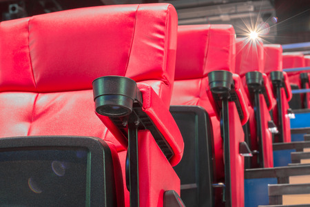 venues: Entertainment venues with seating in the theater.