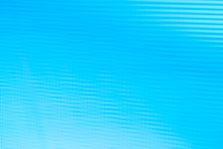 Motion blur background blue screen technology LED modern and beautiful. Stock Photo