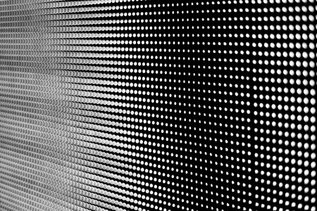 electric grid: Background black and white screen technology LED modern and beautiful.