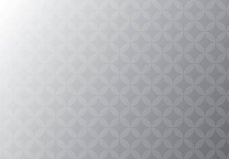 Résumé , vecteur , fond noir et blanc entreprise de chevauchement des cercles de soleil Banque d'images - 83399910