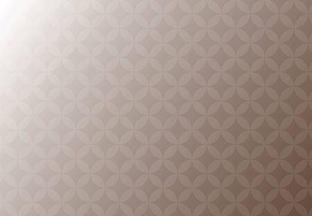 Résumé , vecteur , fond brun et blanc entreprise de chevauchement des cercles de soleil Banque d'images - 83389812