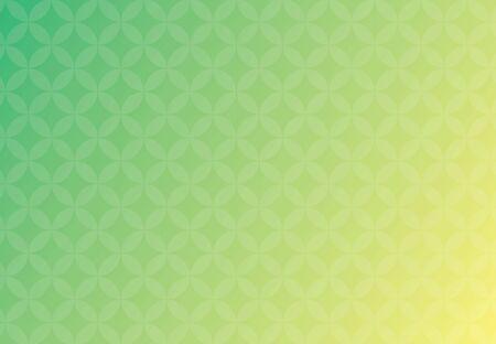 Fond de vecteur abstrait abstrait et de l & # 39 ; entreprise jaune de chevauchement des cercles de lune Banque d'images - 83389817