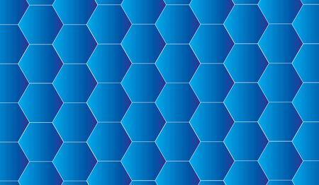 Texture avec un motif se reflète dans la paille. bleu Banque d'images - 83429968