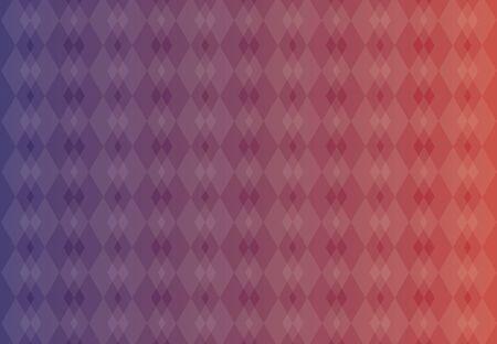 Abstrait vecteur rayures violettes et rouges de clubs qui se chevauchent. Banque d'images - 83480006