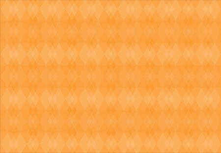 Abstrait vecteur rayures orange de clubs qui se chevauchent. Banque d'images - 83480007