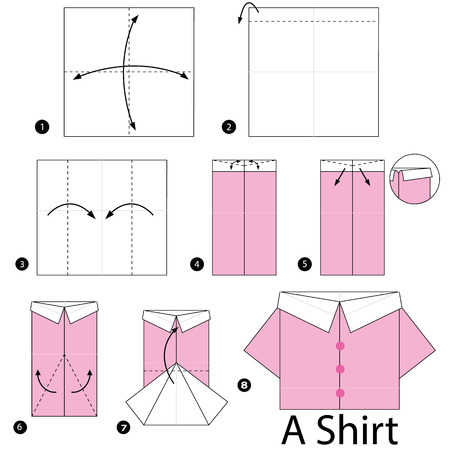 How to make a shirt step by step