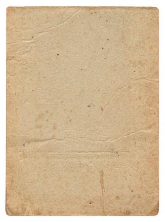 Vintage old cardboard background Stock Photo - 9333299