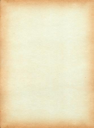 blank brochure: Old vintage paper background