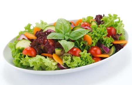 zucchini: mixed salad