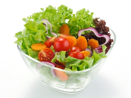 mixed salad Stock Photo - 10460715
