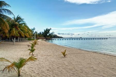 Playa Lancheros, Isla Mujeres, México