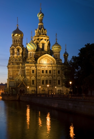 icono: The famous colorful church of Saint Petersburg,  Church of  the Savior on Blood