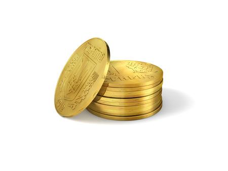 Stack of coins Фото со стока