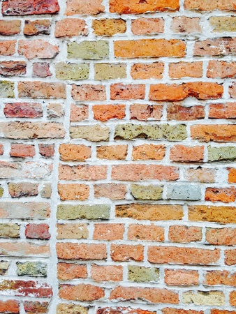 historical building: Historical building brick textures in bruges belgium
