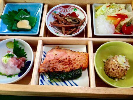 bento: Japanese food bento set