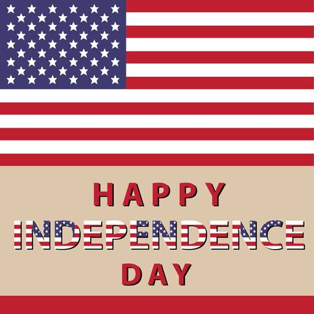 Happy independence day usa america