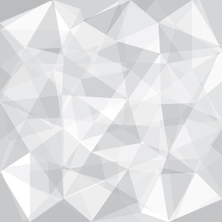 greyscale: greyscale tone low polygon overlay Background, illustration