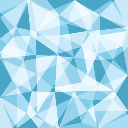 nakładki: niebieski sygnał niskiej wielokąt nakładki tle, ilustracji