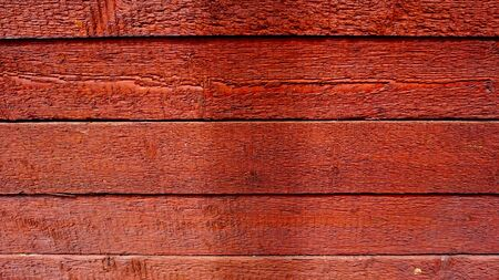 wood panel: Red wood texture panel Stock Photo