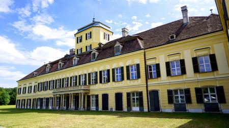 hugh: historical building schlosspark laxenburg Austria