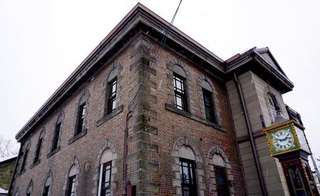 Otaru music box museum and vintage clock in Hokkaido, Japan Editöryel