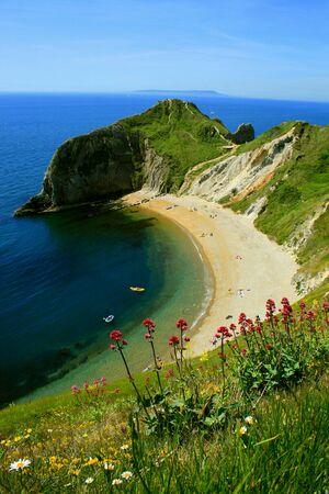 durdle: Dorset