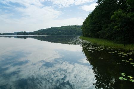 Großer See in Polen