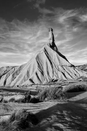 feld: desertscape  Wüstenlandschaft Stock Photo