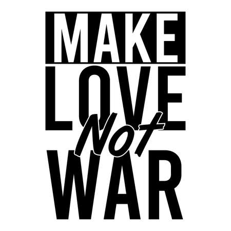 make love not war, pacifism heart, inspirational quotes