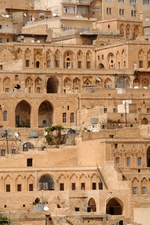 Mardin City in Turkey   photo