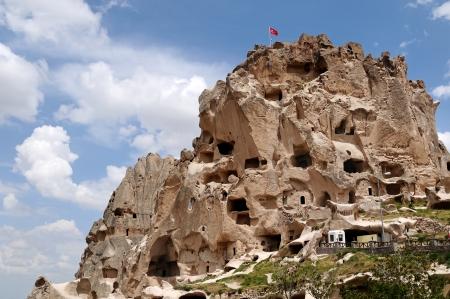 geological: Unique geological formations, Cappadocia, Turkey