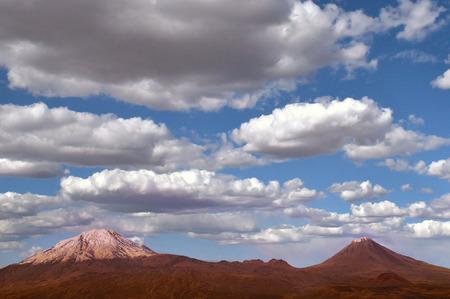 agri: Big and small mountains Agri Stock Photo