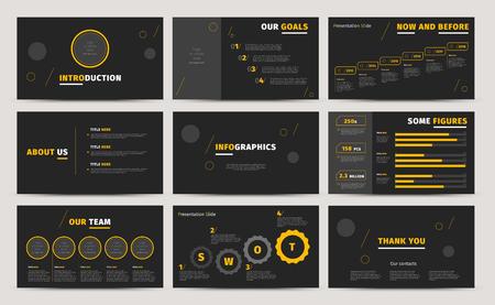 Orporate Presentation Slides Design Creative Business Proposal