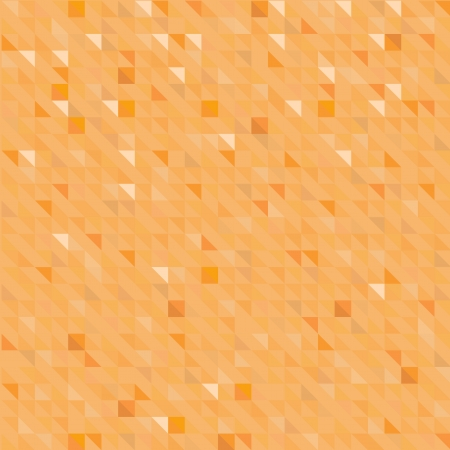 tessellated: The illustration of Colorful abstract pattern  Vector image