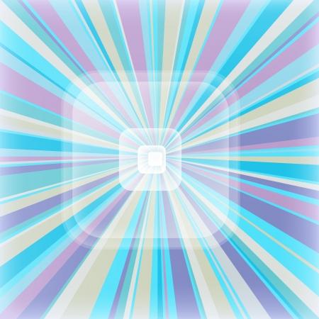 suprise: Striped pastel coloured background - Vector Design Concept